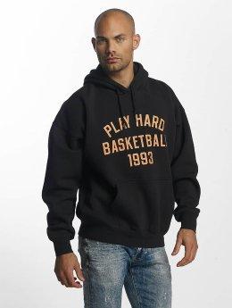 K1X Sweat capuche Play Hard Basketball bleu