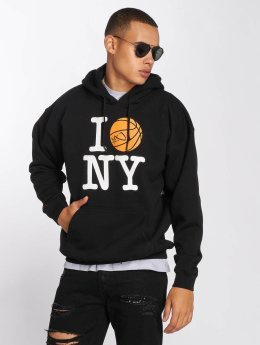 K1X Sweat capuche I Ball NY noir