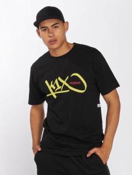 K1X T-paidat Bootleg Tag musta