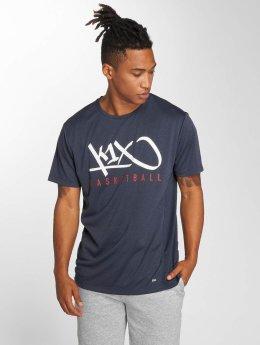 K1X T-paidat Core Tag Basketball sininen