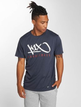K1X T-Shirt Core Tag Basketball blau