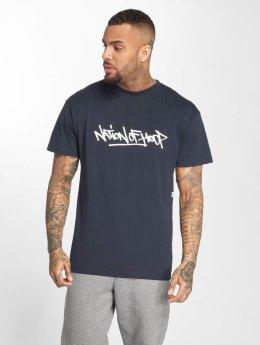 K1X T-Shirt NOH Tag blau