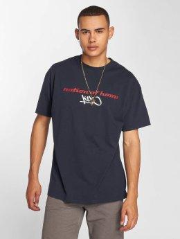 K1X t-shirt Atomatic blauw