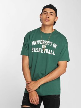 K1X T-Shirt University of Basketball green