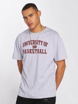 K1X t-shirt University of Basketball grijs