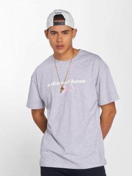 K1X t-shirt Atomatic grijs
