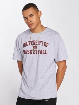 K1X T-Shirt University of Basketball gris