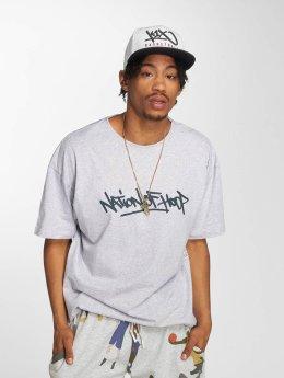 K1X T-Shirt NOH Tag gris