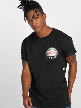 K1X T-Shirt Kiss  noir