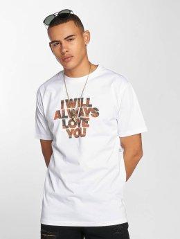 K1X T-Shirt Hoop Love weiß