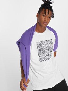 K1X T-Shirt Work Of Art weiß