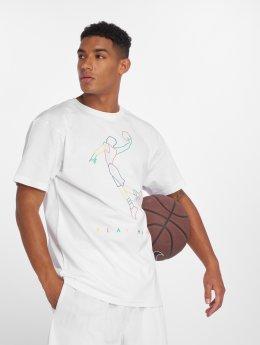 K1X T-Shirt Neon weiß