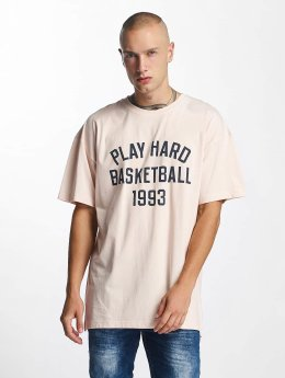 K1X Tričká Play Hard Basketball ružová