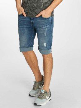 Kaporal Short Jeans bleu