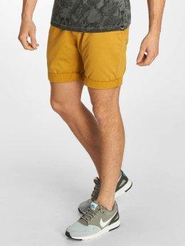 Kaporal Shortsit Woven keltainen