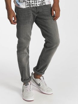 Kaporal Straight Fit Jeans Ben grå