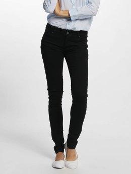 Kaporal Straight Fit Jeans Lock schwarz