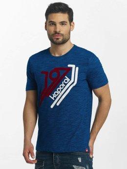 Kaporal t-shirt Hazare blauw