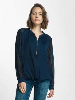 Kaporal T-Shirt manches longues Woven bleu