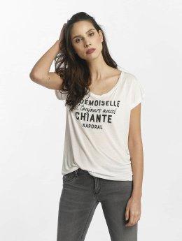 Kaporal T-Shirt VIVI weiß