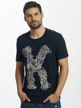 Kaporal T-shirts Habote blå
