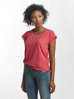 Kaporal T-shirts  Pocket rød
