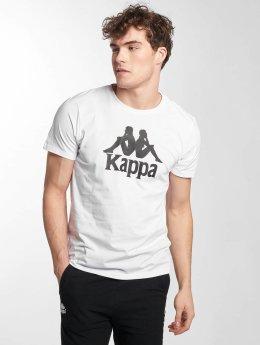 Kappa Camiseta Estessi blanco