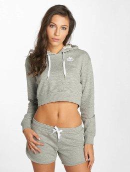 Kappa Hoodie Zaly grey