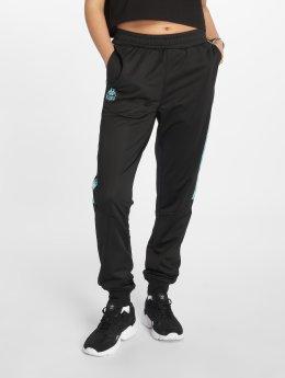Kappa Jogging kalhoty Daffy čern