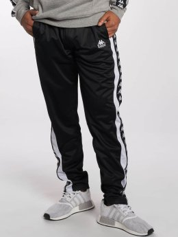 Kappa Männer Jogginghose Luis in schwarz