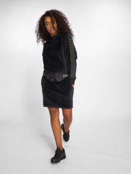 Kappa jurk Authentic Azar zwart