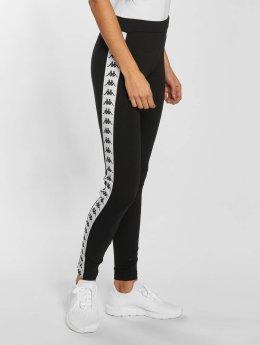 Kappa Frauen Legging Anen in schwarz