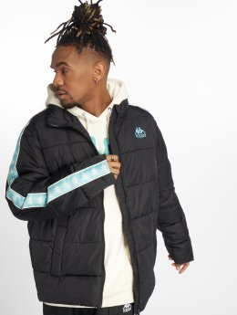 Kappa Lightweight Jacket Dagon black