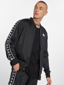 Kappa Lightweight Jacket Authentic black