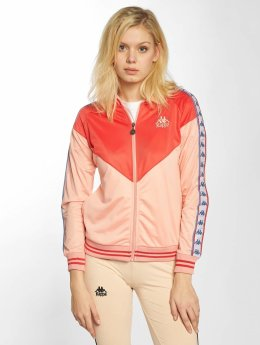 Kappa Lightweight Jacket Cassandra pink