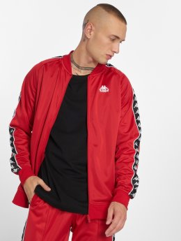 Kappa Lightweight Jacket Authentic red