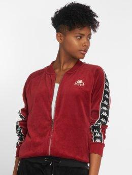 Kappa Lightweight Jacket Delora red