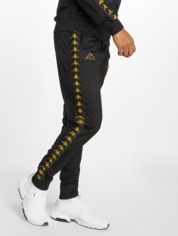 Kappa Pantalón deportivo Banda Rastoria negro