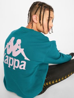 Kappa Pullover Delph blau