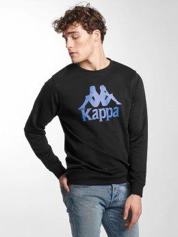 Kappa Pullover Zemin schwarz