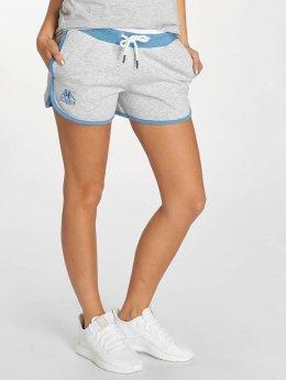 Kappa shorts Carla grijs
