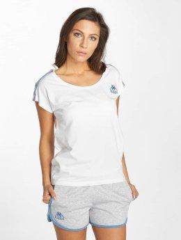 Kappa T-Shirt Chiara blanc