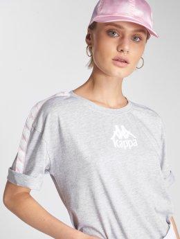 Kappa T-Shirt Teet grau