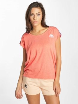 Kappa / t-shirt Chiara in oranje