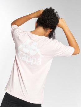 Kappa T-Shirt Tiada rosa
