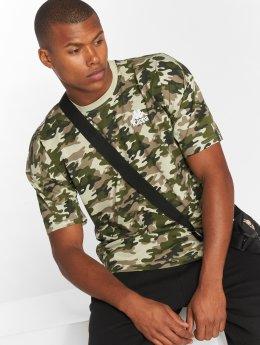 Kappa T-Shirt Telix vert