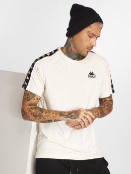 Kappa t-shirt Daan wit