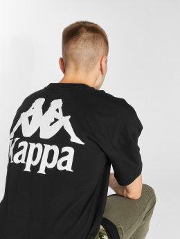 Kappa t-shirt Telix zwart