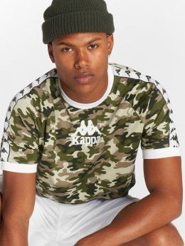 Kappa T-shirts Tario grøn