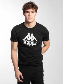 Kappa T-Shirty Estessi czarny